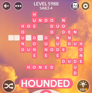 Wordscapes Level 5988 Answers Wordscapes Answers